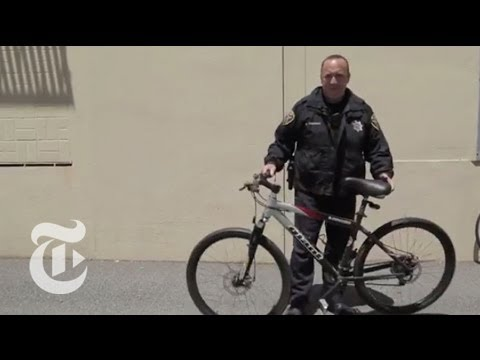 How to Catch a Bike Thief | The New York Times