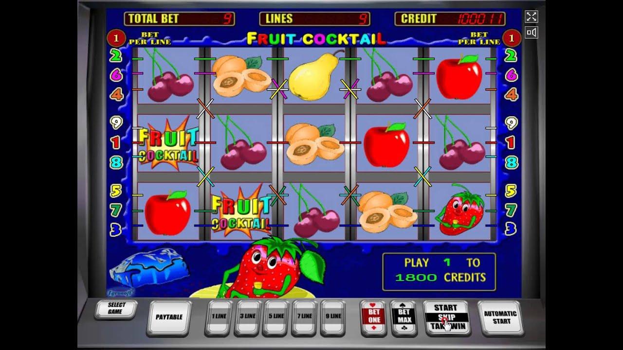 Играть в crazy fruits