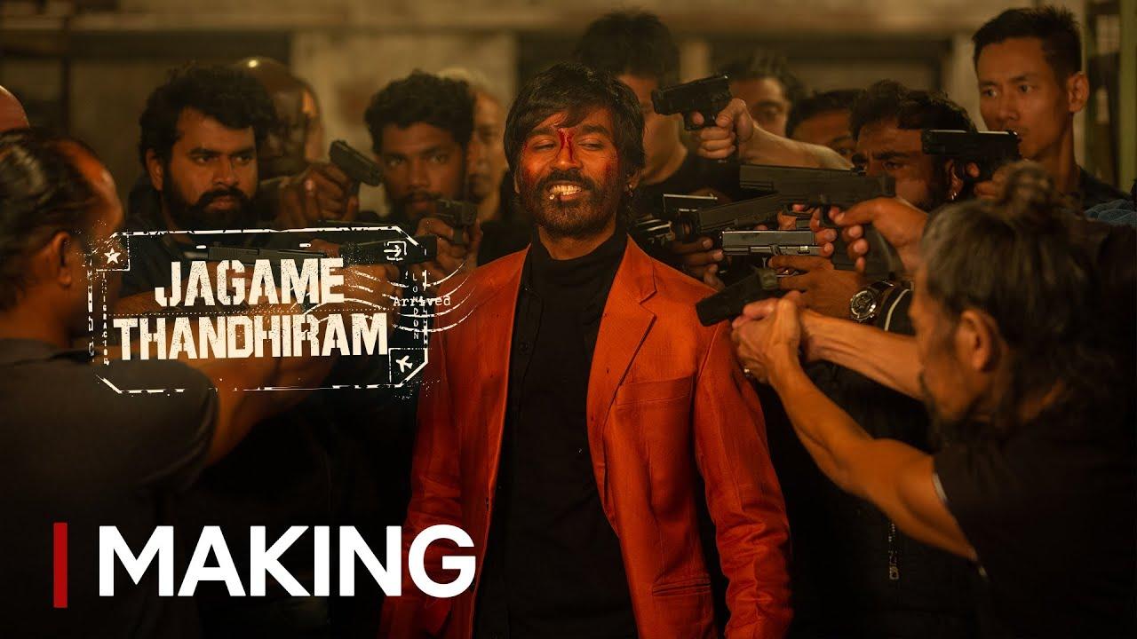 Jagame Thandhiram -  Behind The Scenes