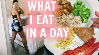 What I Eat In A Day For Weight Loss