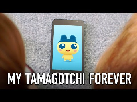 My Tamagotchi Forever - Official Trailer - iOS/Android