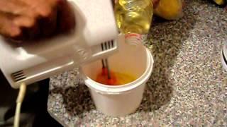 Домашний майонез миксером, вкусная и полезная пища дома(Я снял свой опыт, как приготовить в домашних условиях вкусный и полезный майонез. В этом кино (ролике) показа..., 2013-08-19T00:22:15.000Z)