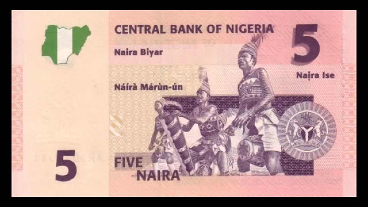 All Nigerian Naira Banknotes - 1984 to 2014 in HD