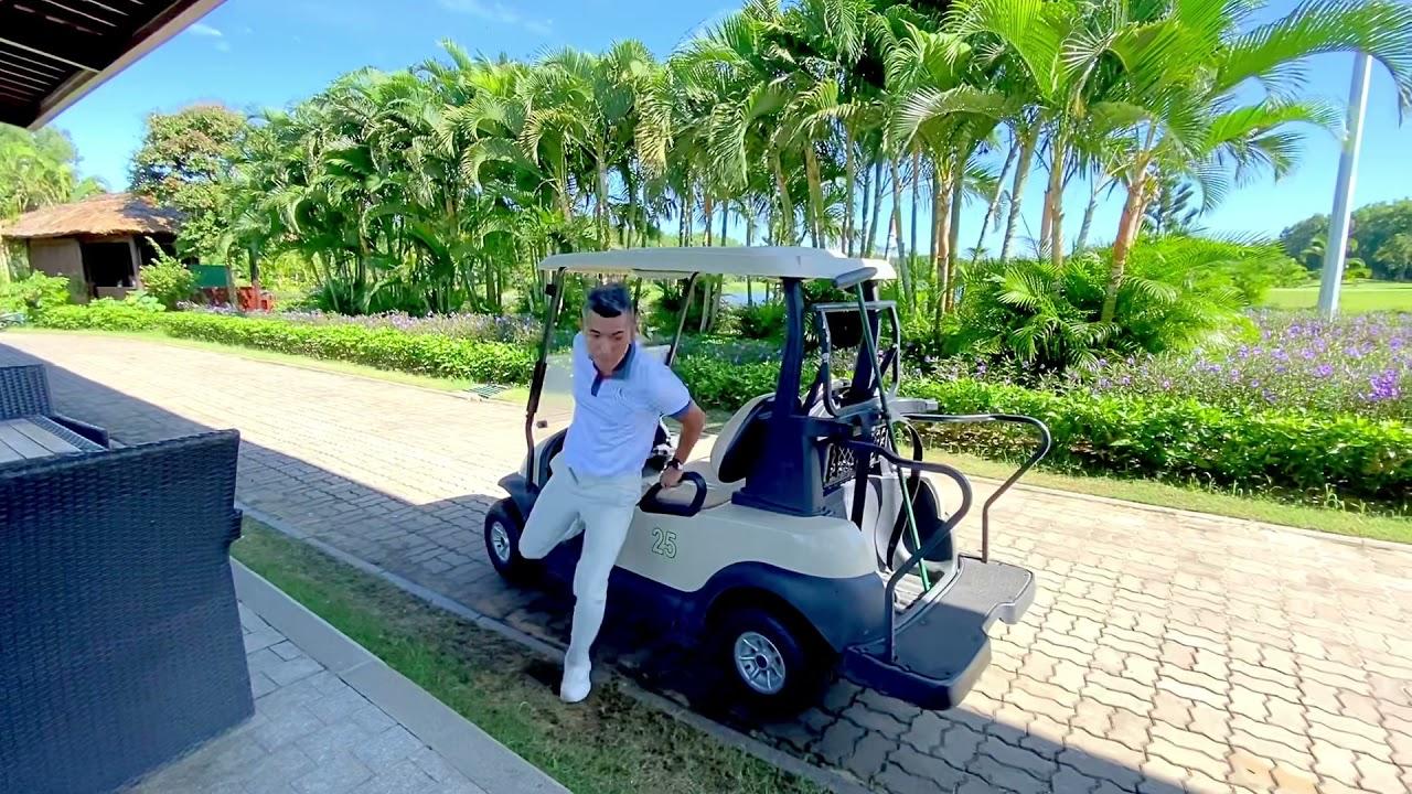 Biệt danh Quang góp (golf) - làm màu là chính chứ bách phát bách trật