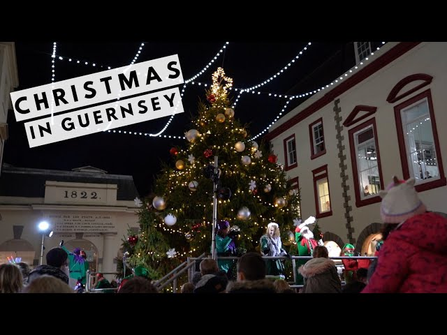 Guernsey Christmas Markets | The ONLY Christmas Markets in the WORLD?!