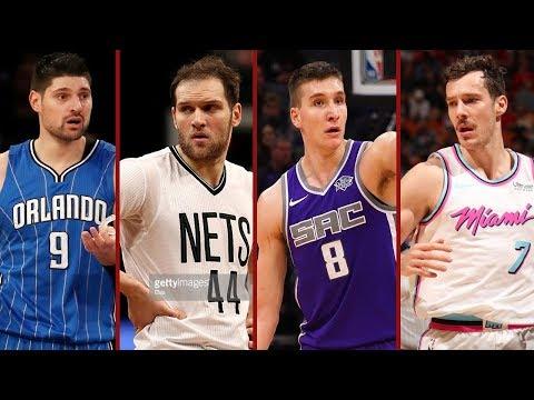 KADA BALKANCI KRENU DA IGRAJU OZBILJNO  U NBA!