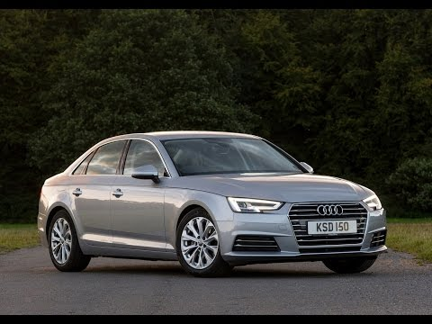 Audi A4 Saloon 2016 Car Review