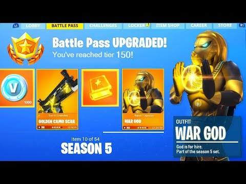 *NEW* SEASON 5 THEME LEAKED! (Fortnite: Battle Royale)
