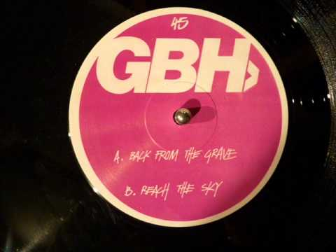 GBH - Back From The Grave