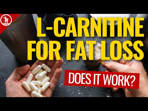 Does L-Carnitine Have Benefits For Fat Loss? Discover The Answer Here