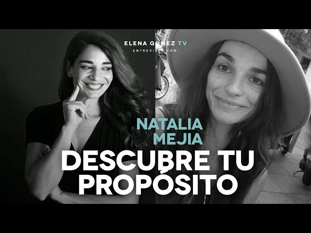 ¿Cómo activar la creatividad y descubrir tu propósito de vida? | Entrevista a Natalia Mejia. IG Live