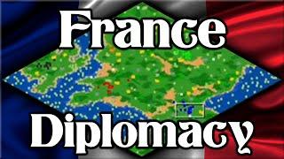 AoE2 Diplomacy on France!