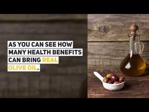 Fake Olive Oil List