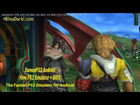 PS2 Android) Final Fantasy X | DamonPS2 Pro Android | The Fastest