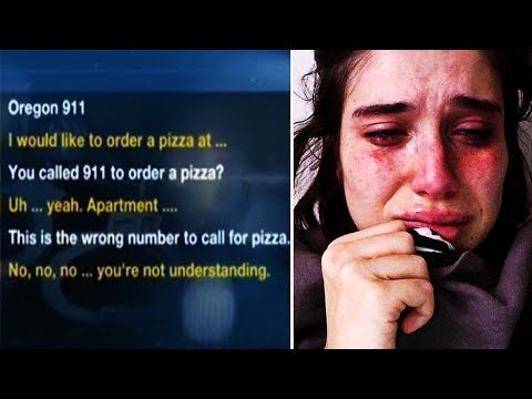 Woman Disguises 911 Call By Ordering Pizza To Escape Boyfriend's Menacing Grip