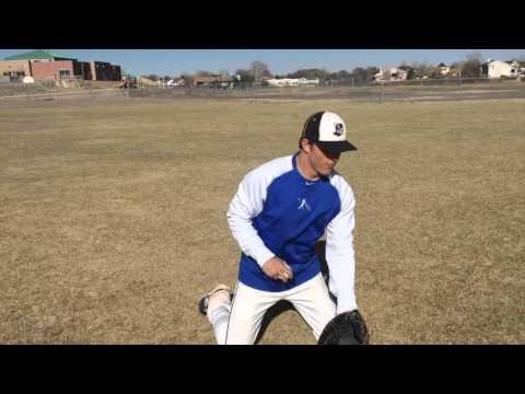 Baseball Infield - Drills - Nolan Arenado Drill