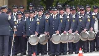 Trommlerkorps Dremmen Deutsche Meisterschaft 2013
