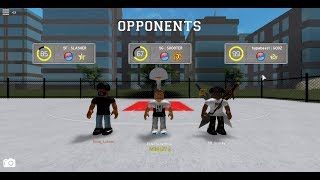 Playing ayo and a hacker | Rb World 2 Roblox