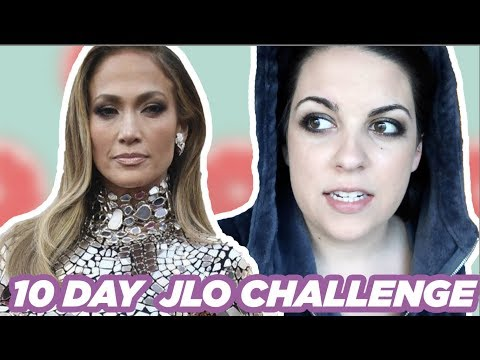 I Tried JLo's 10 Day No Sugar No Carb Challenge