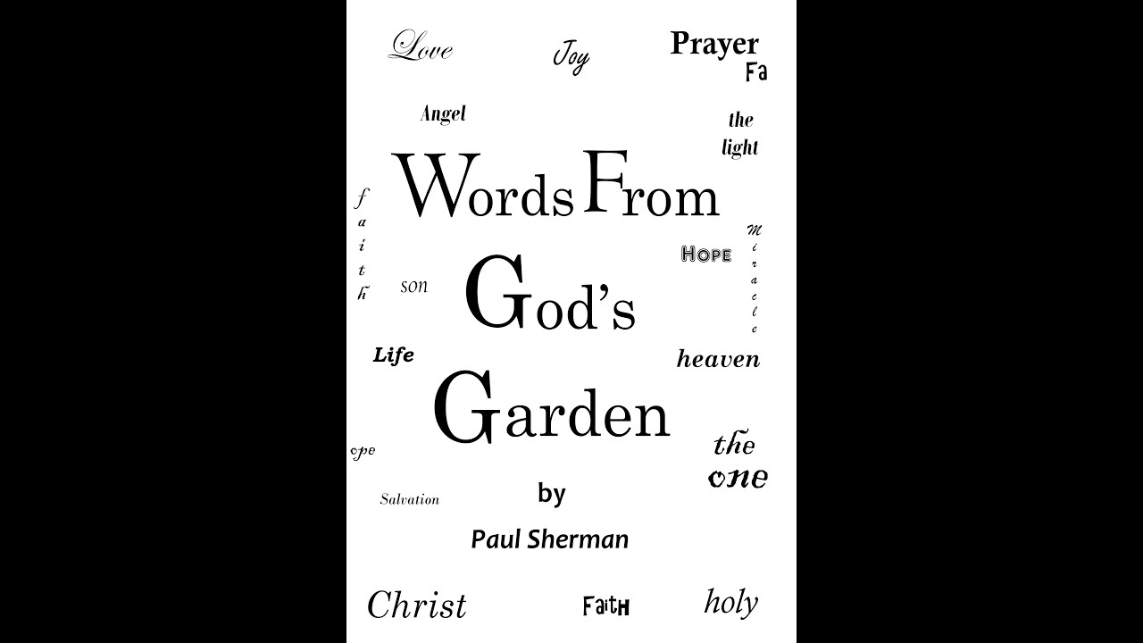 Words From God 39 S Garden Inspirational Quotes Quotes Of