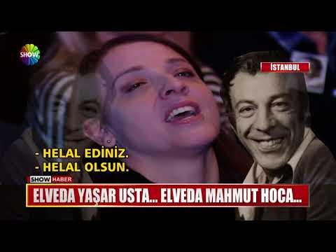 Münir Özkul'un Oğlu İlk Kez Cenazede Görüntülendi!