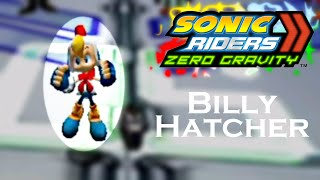 Sonic Riders Zero Gravity WGP - Billy Hatcher