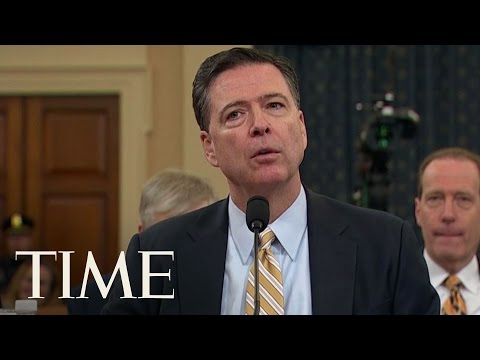 FBI Director James Comey Comments On POTUS Tweet | TIME