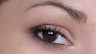 Tuto : Make up pour yeux marrons