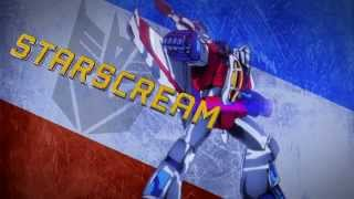Transformers Devastation Starscream  Gameplay Demo Video