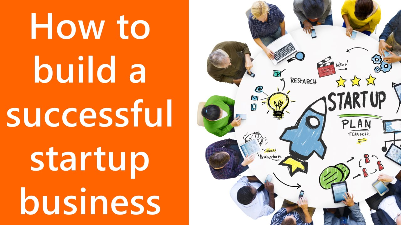 How To Build A Successful Startup Business - YouTube