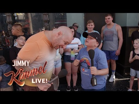 Kids Roast Battle with Jeff Ross