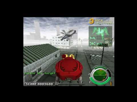 [プレイステーション] 攻殻機動隊 Ghost in the Shell (Tech Playstation 1997/9)