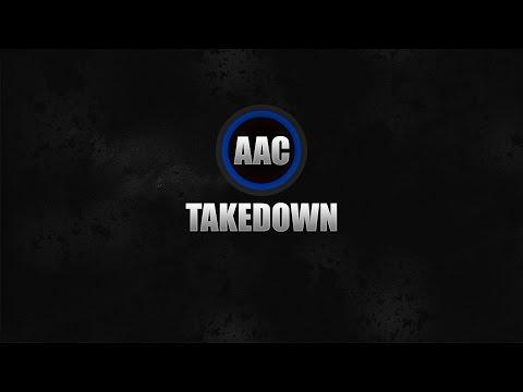 AAC TAKEDOWN 47 AAC MANIA 4 FRIDAY