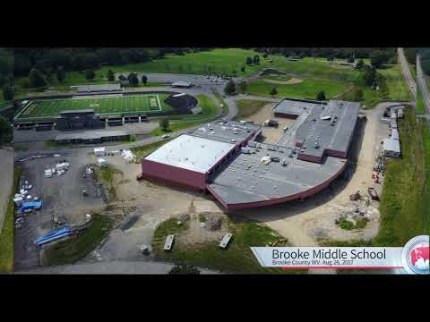 Brooke Middle School Construction
