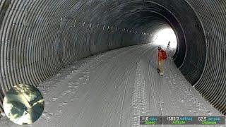 Видео спуска по трассе Б52(Сочи, Роза Хутор) 2015(Спуска по трассе Б52 горнолыжного курорта Роза Хутор совмещенный с данными GPS. Descent on the highway B52 ski resort Rosa Khutor..., 2015-03-23T20:43:02.000Z)