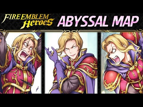 Fire Emblem Heroes - Grand Hero Battle: Narcian ABYSSAL 3 F2P Friendly Solutions