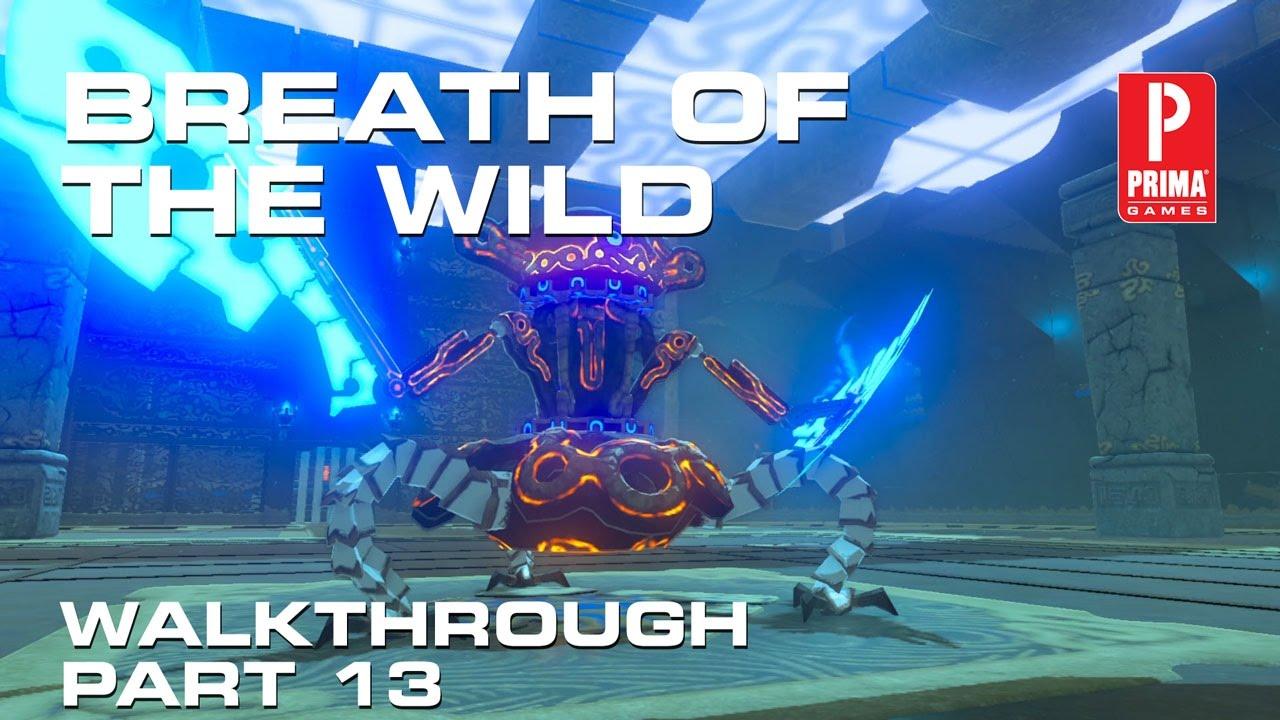 Zelda: Breath of the Wild - Muwo Jeem Shrine Guide