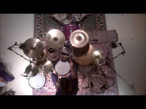 Dan Hughes Drum Solo 2015