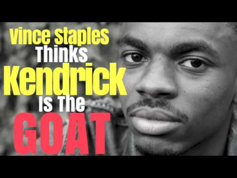 Vince Staples | Kendrick is the GOAT