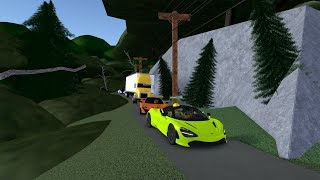 Roblox Ultimate Driving: New Changes Added Into Fontana Dam!