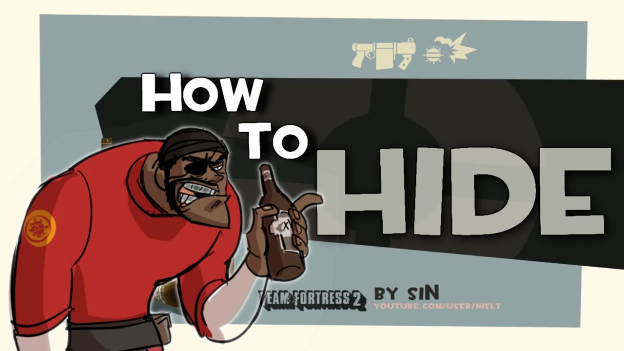 TF2: How to hide