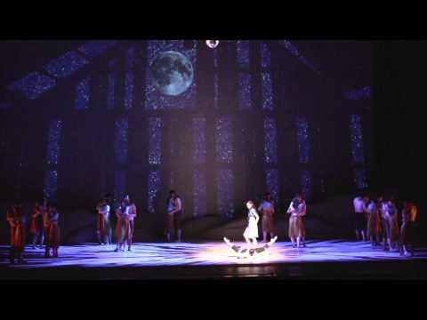 Balletlujah! dress rehearsal
