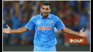 BCCI decides to renew Mohammed Shami