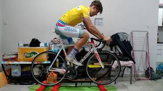 C59 first test training bike