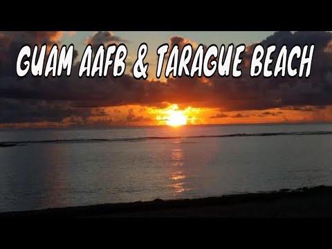 Andersen Air Force Base, Tarague Beach, Guam