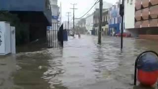 Lluvia en Antofagasta