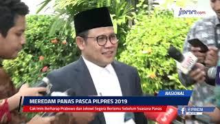 VIDEO: Cak Imin Berharap Prabowo dan Jokowi Segera Bertemu Sebelum Suasana Panas