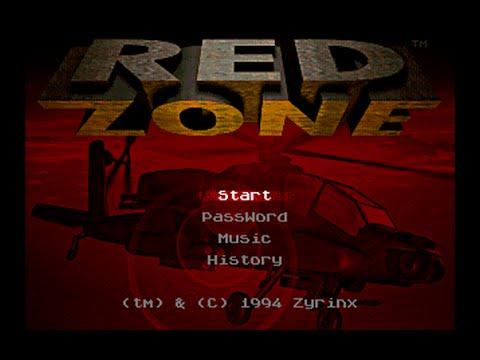 Mega Drive Longplay [210] Red Zone