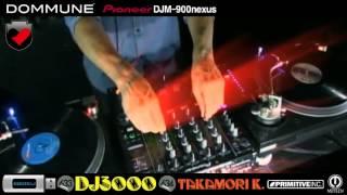 DJ 3000×DOMMUNE -2
