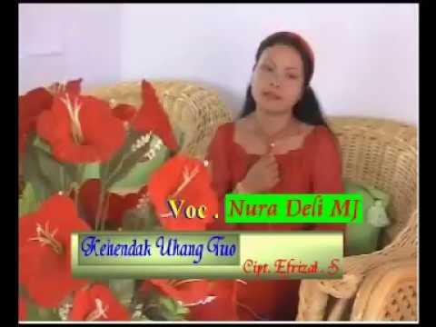 Lagu Kerinci KENDAK UHANG TUO voc Nura Deli Mj